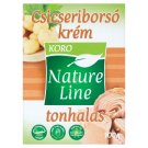 Koro Nature Line gluténmentes tonhalas csicseriborsó krém 100 g