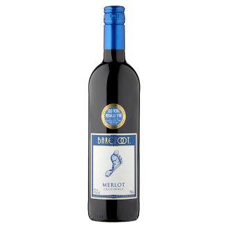Barefoot Kaliforniai Merlot félszáraz vörösbor 13,5% 750 ml