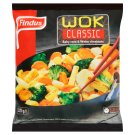 Findus Wok Classic Quick-Frozen Mix of Slíglhtly seasoned Vegetables 325 g