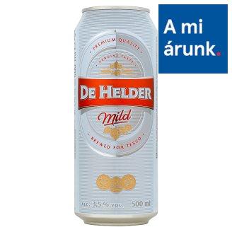 De Helder Mild Lager Beer 3,5% 500 ml
