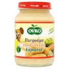 Ovko Gluten- and Dairy-Free Potato with Chicken and Dill Food for Babies 5+ Months 190 g