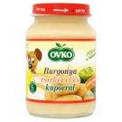 Ovko glutén- és tejszármazékmentes burgonya csirkével és kaporral bébiétel 5 hónapos kortól 190 g