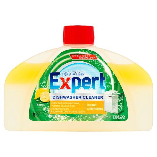 Go for Expert Lemon Dishwasher Cleaner 250 ml