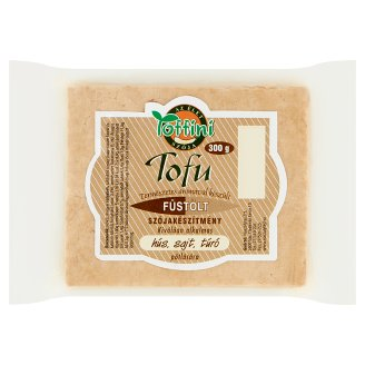 Toffini Tofu Smoked Soy Product 300 g