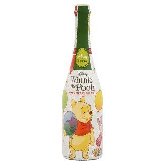 Disney Winnie the Pooh szén-dioxiddal dúsított szőlőital cukorral és édesítőszerrel 0,75 l