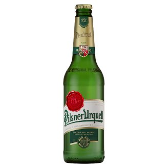 Pilsner Urquell világos sör 4,4% 0,5 l