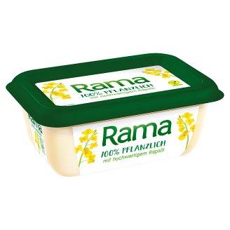 Rama 100% növényi alapú csökkentett zsírtartalmú margarin 225 g