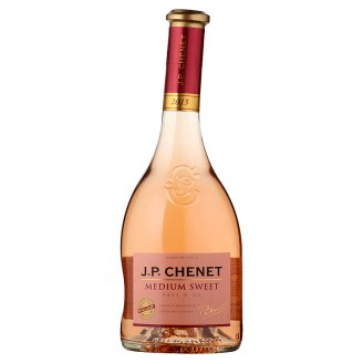 J.P. Chenet Medium Sweet Rose Wine 11,5% 0,75 l