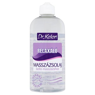 Dr. Kelen Relaxing Massage Oil 500 ml