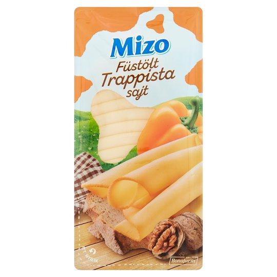 Mizo Fat, Semi-Hard, Sliced, Smoked Trappist Cheese 125 g