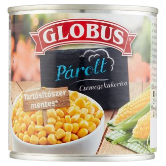 Globus Crumbled Sweetcorn 340 g