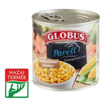 Globus morzsolt csemegekukorica 340 g