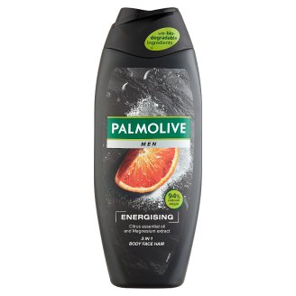 Palmolive Men Energising 2 in 1 Body & Hair 500 ml