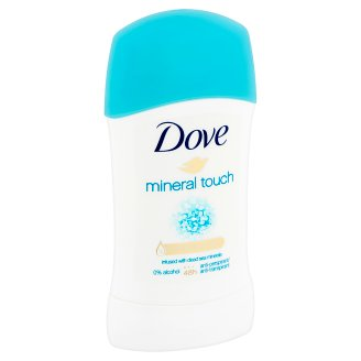 Dove Mineral Touch Anti-Perspirant Stick 40 ml