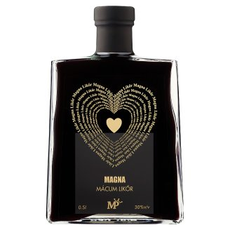 Magna Likőr Mácum Poppy Seed Liqueur 30% 0,5 l