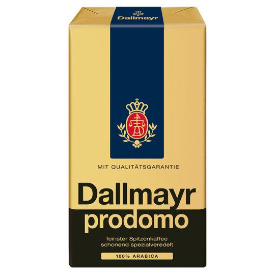 Dallmayr Prodomo Ground Roasted Coffee 250 g