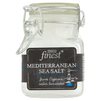 Tesco Finest Mediterranean Sea Salt 50 g