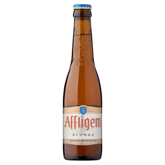 Affligem Blonde minőségi belga apátsági világos sör 6,7% 0,3 l üveg