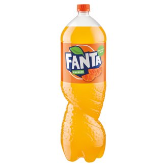 Fanta Orange Carbonated Soft Drink 2,25 l