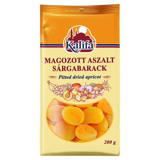 Kalifa Pitted Dried Apricots 200 g
