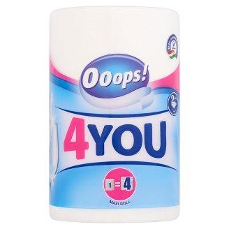 Ooops! 4You konyhai papírtörlő 2 rétegű 1 tekercs