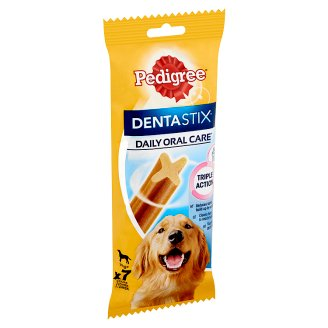 Pedigree DentaStix Complementary Food for 25 kg+ 4 Month+ Dogs 7 pcs 270 g