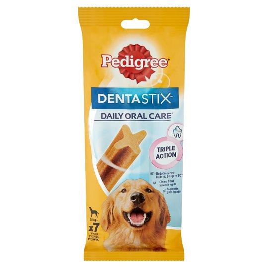 Pedigree DentaStix Complementary Food for 25 kg+ 4 Month+ Dogs 7 pcs 270 g