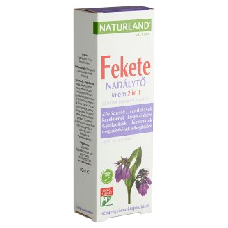 Naturland 2 in 1 Black Comfrey Cream 100 ml