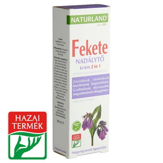 Naturland 2 in 1 Black Comfrey Cream 100 ml