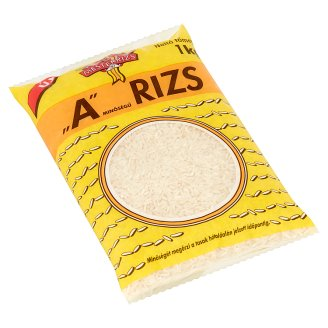 """Mesterrizs """"A"""" Quality Rice 1 kg"""