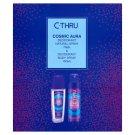 C-Thru Cosmic Aura Deospray 75 ml & Cosmic Aura Shower Gel 150 ml Gift Box