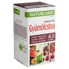 Naturland Fruit Variation of Fruit Teas 20 Tea Bags 40 g