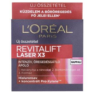 L'Oréal Paris Revitalift Laser X3 bőröregedés elleni intenzív nappali arckrém 50 ml