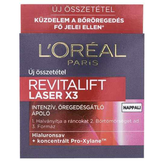 image 1 of L'Oréal Paris Revitalift Laser X3 Intensive Anti-Aging Day Cream 50 ml