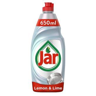 Jar Platinum Washing Up Liquid Lemon & Lime 650ml