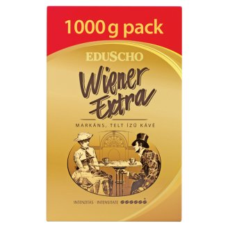 Eduscho Wiener Extra Roasted Ground Coffee 1000 g