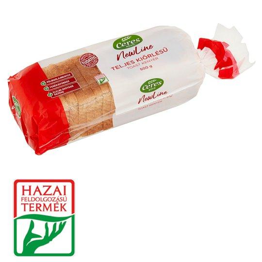 Ceres Sütő Whole Grain Toast Bread 500 g