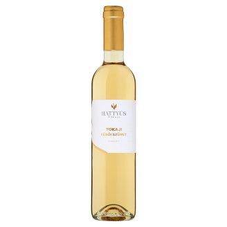 Hattyús Tokaji Late Harvest Furmint Sweet White Wine 13% 500 ml