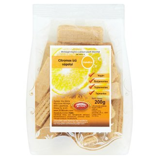 Diabetic Lemon Flavoured Wafer 200 g