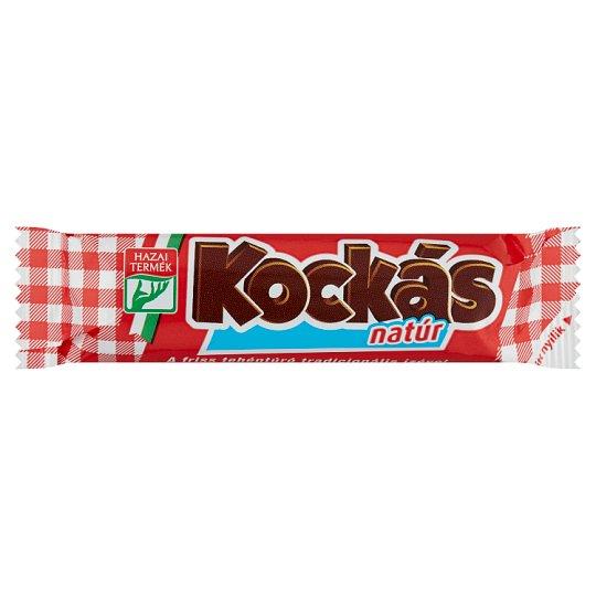 Kockás Cottage Cheese Dessert 30 g Unflavoured