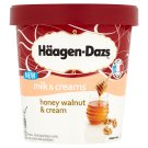 Häagen-Dazs Ice Cream with Honey and Caramelized Walnut 500 ml