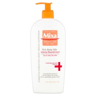 Mixa Intense Nourishment Rich Body Milk 400 ml