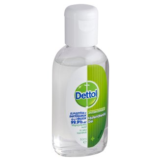 Dettol Antibacterial Hand Sanitizer 50 ml