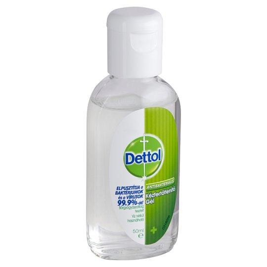 Dettol Antibacterial Hand Sanitizer 50 ml