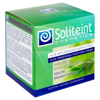 Soliteint Aloe Preserving Youth Day Cream 50 ml