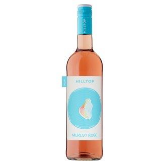 Hilltop Dunántúli Merlot Rosé száraz rosébor 12% 75 cl