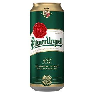 Pilsner Urquell Quality Lager Beer 4,4% 0,5 l
