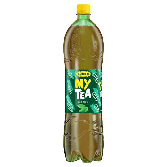 Rauch My Tea Green Icetea Drink Made from Green Tea 1,5 l