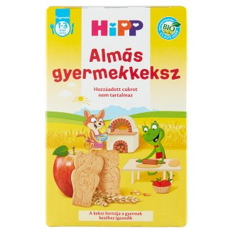 HiPP Organic Biscuit with Apple for Children 1-3 Years 150 g