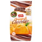 Sunvita Candied Orange Peel in Dark Chocolate Coating 90 g
